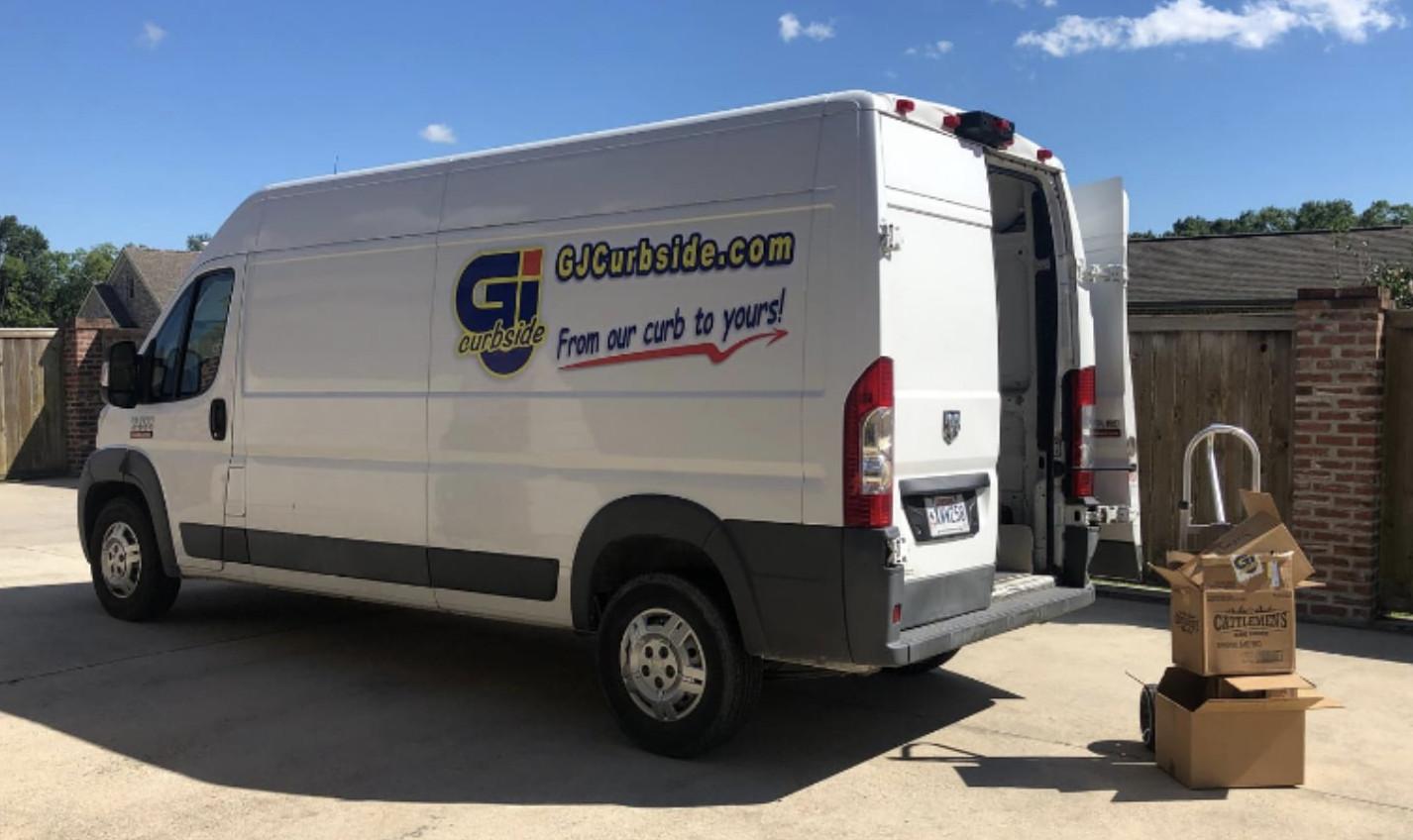 Curbside Sanitizer Kit - GJ Curbside